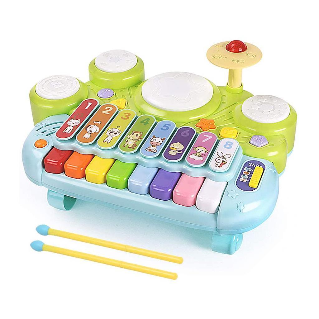 Edukační multifunkční hračka Bayo Xylofón - dle obrázku