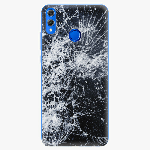 Plastový kryt iSaprio - Cracked - Huawei Honor 8X