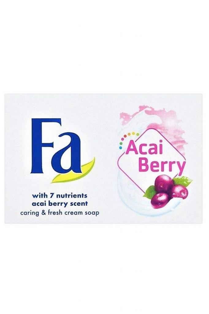 Mýdlo NutriSkin Acai Berry 90g