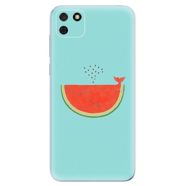 Odolné silikonové pouzdro iSaprio - Melon - Huawei Y5p