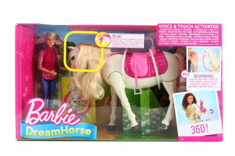 Barbie Kůň snů s panenkou FRV36 TV 1.10.-31.12.2018