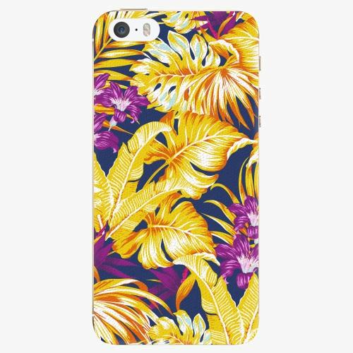 Plastový kryt iSaprio - Tropical Orange 04 - iPhone 5/5S/SE