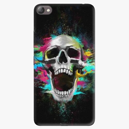 Plastový kryt iSaprio - Skull in Colors - Lenovo S60