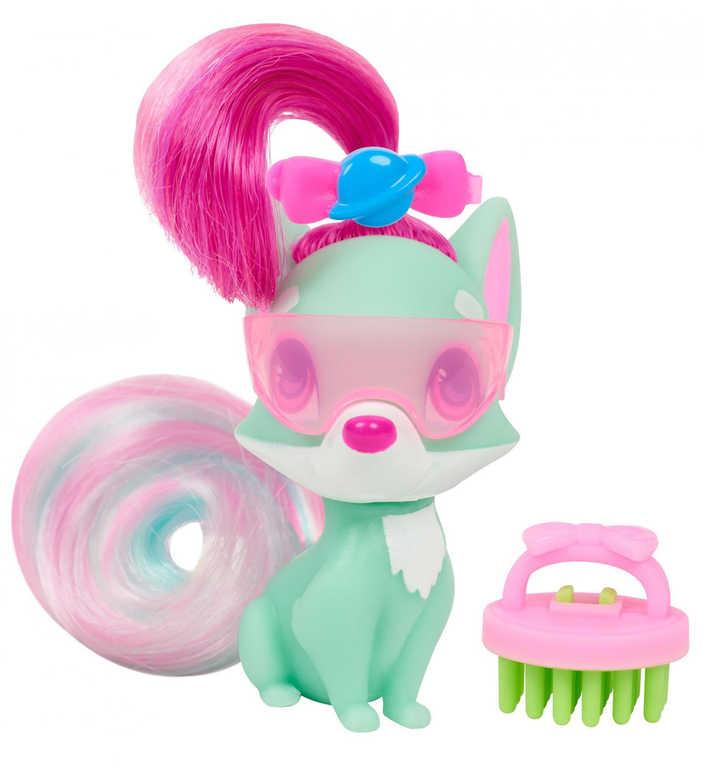 Hairdorables kouzelný mazlíček set zvířátko sběratelské s doplňky s překvapením