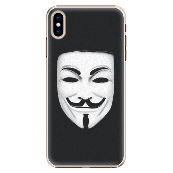 Plastové pouzdro iSaprio - Vendeta - iPhone XS Max