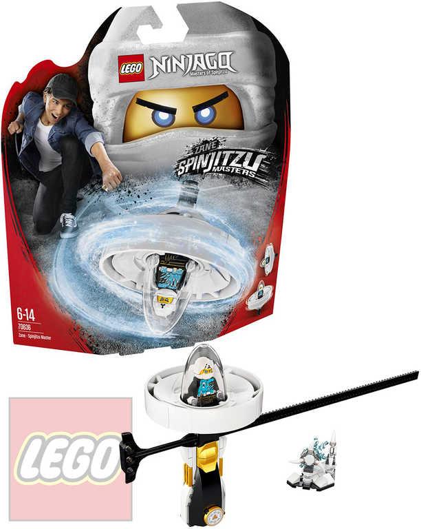 LEGO NINJAGO Zane - Mistr Spinjitzu STAVEBNICE 70636