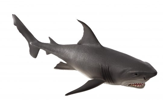 Mojo Animal Planet Žralok bílý deluxe
