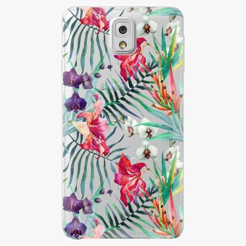 Plastový kryt iSaprio - Flower Pattern 03 - Samsung Galaxy Note 3