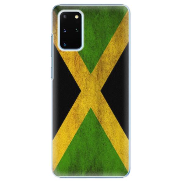 Plastové pouzdro iSaprio - Flag of Jamaica - Samsung Galaxy S20+