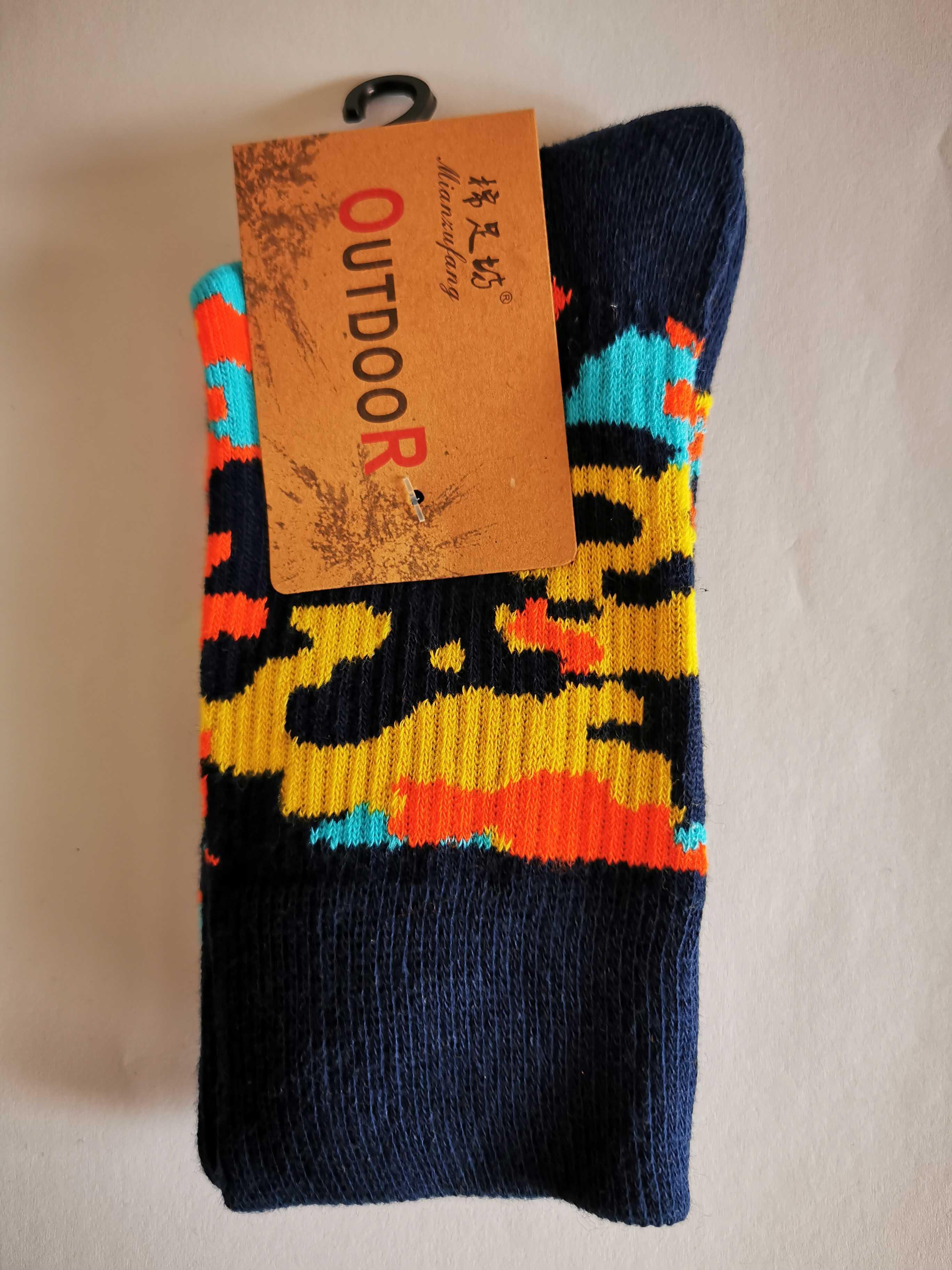 Ponožky s maskáčovým vzorem - Vzor 2