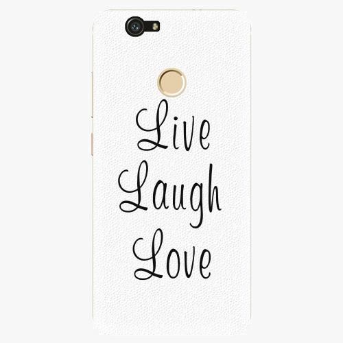 Plastový kryt iSaprio - Live Laugh Love - Huawei Nova