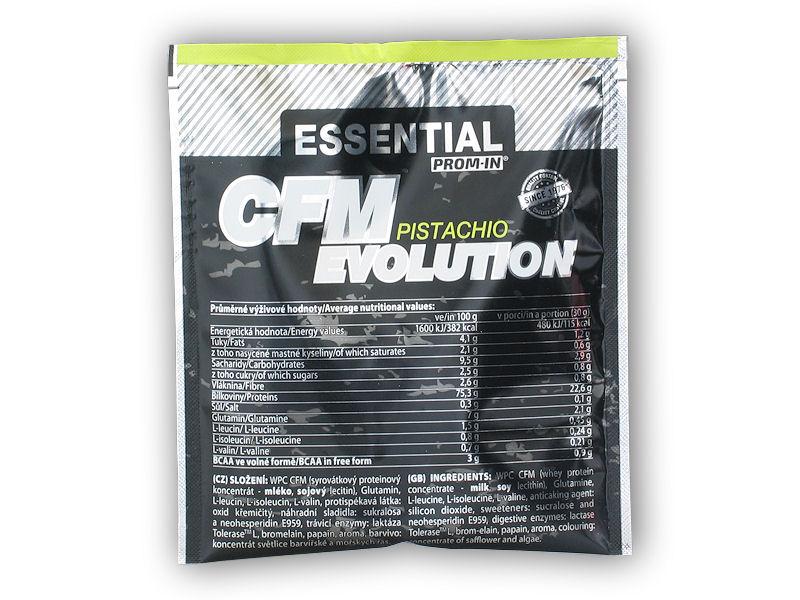 Essential Evolution CFM 30g - akce-vanilka