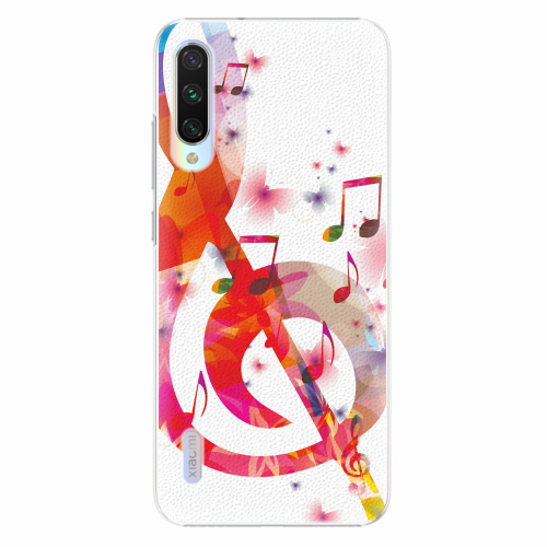 Plastový kryt iSaprio - Love Music - Xiaomi Mi A3