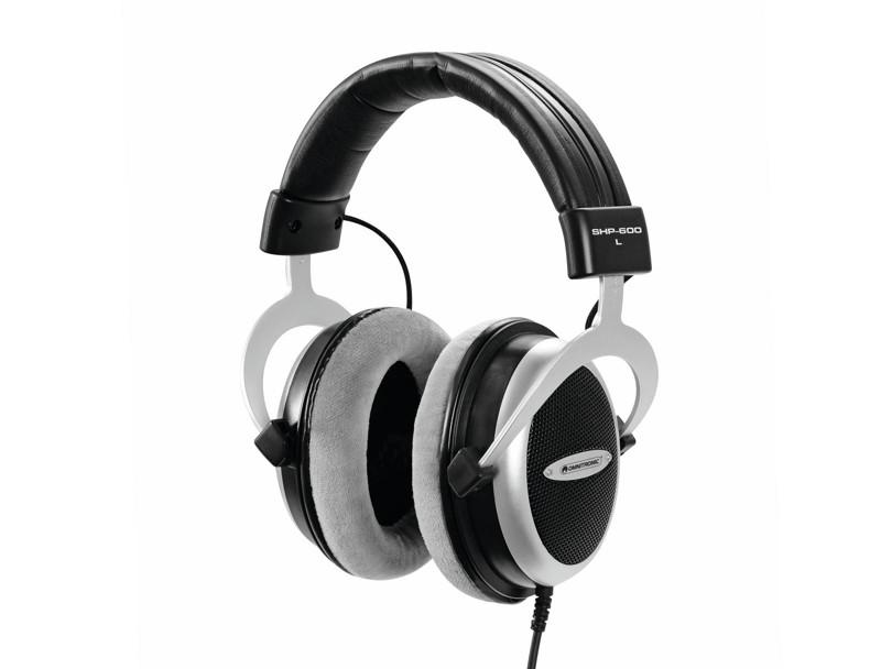 Omnitronic SHP-600 Hi-Fi sluchátka