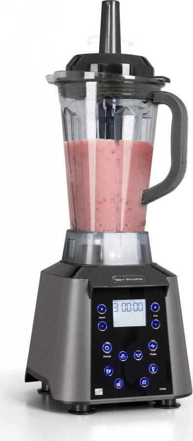 Blender 6008127 G21 Smart smoothie, Vitality graphite black