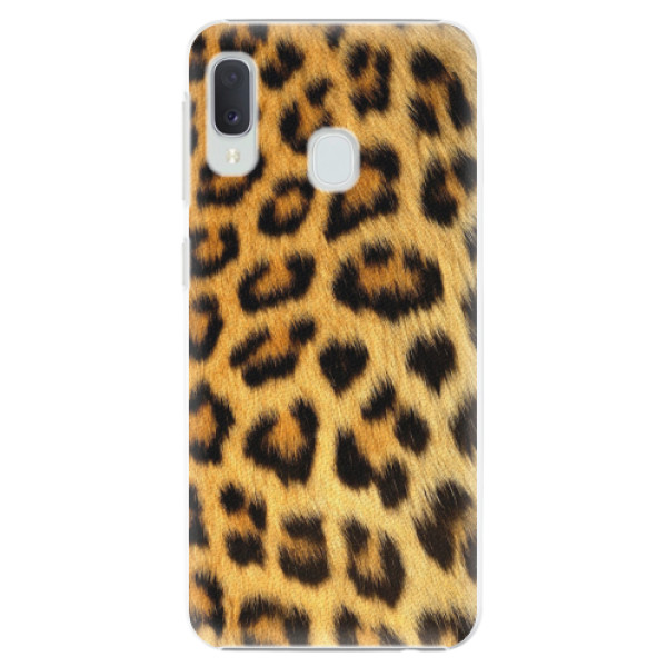 Plastové pouzdro iSaprio - Jaguar Skin - Samsung Galaxy A20e