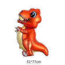 Dinosauří balónek - T-Rex