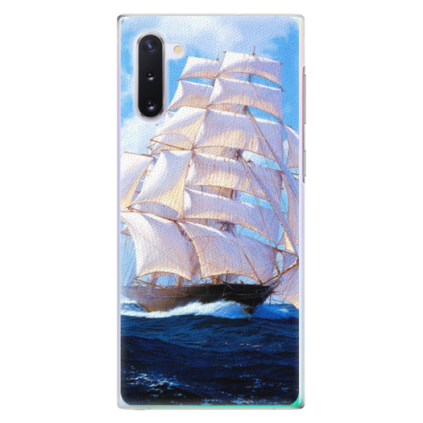 Plastové pouzdro iSaprio - Sailing Boat - Samsung Galaxy Note 10