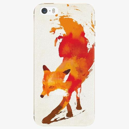 Plastový kryt iSaprio - Fast Fox - iPhone 5/5S/SE