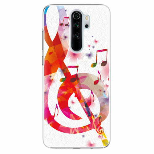 Plastový kryt iSaprio - Love Music - Xiaomi Redmi Note 8 Pro