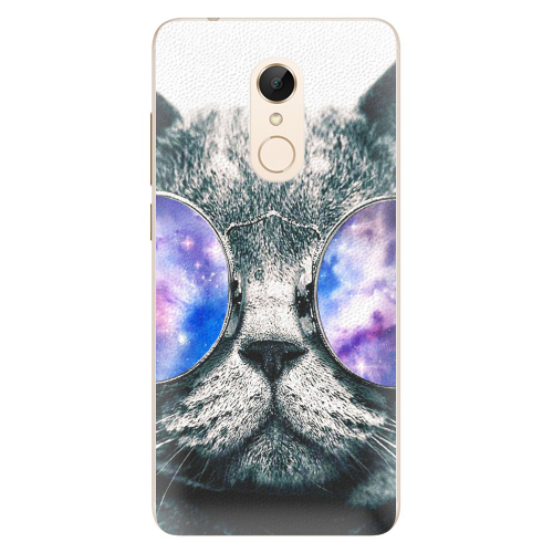 Plastový kryt iSaprio - Galaxy Cat - Xiaomi Redmi 5