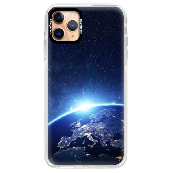 Silikonové pouzdro Bumper iSaprio - Earth at Night - iPhone 11 Pro Max