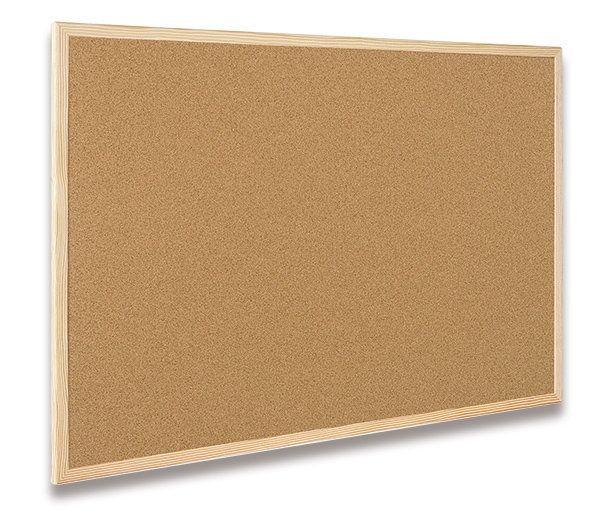 Nástěnka Cork Board Eco - 40 x 60 cm