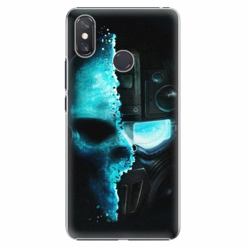 Plastový kryt iSaprio - Roboskull - Xiaomi Mi Max 3