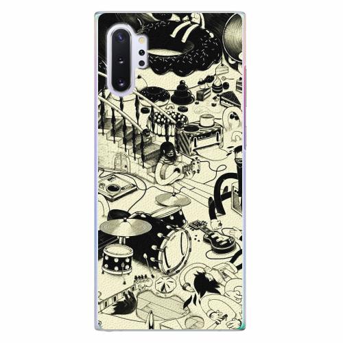 Plastový kryt iSaprio - Underground - Samsung Galaxy Note 10+