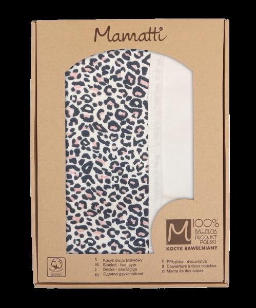 mamatti-detska-oboustranna-bavlnena-deka-80-x-90-cm-gepardik-bila-se-vzorem
