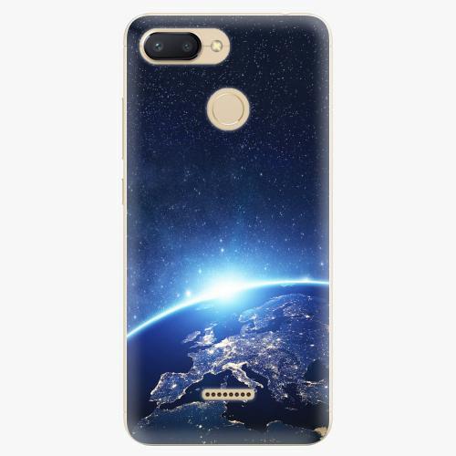 Plastový kryt iSaprio - Earth at Night - Xiaomi Redmi 6