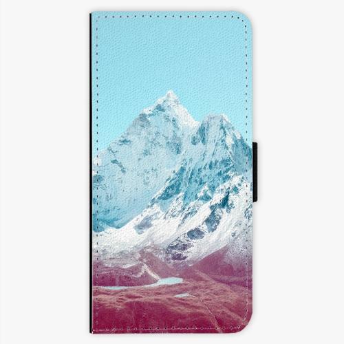 Flipové pouzdro iSaprio - Highest Mountains 01 - Nokia 5