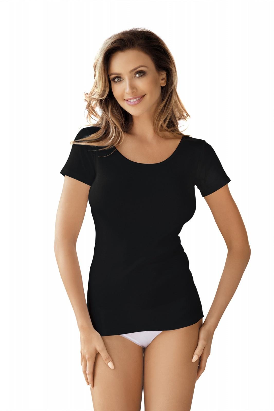 Dámské tričko Lupe - Babell - Černá/XL