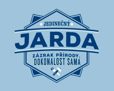 Plechové hrnky - Plecháček - Jarda