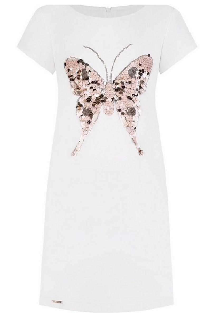 Denní šaty model 119524 Jersa