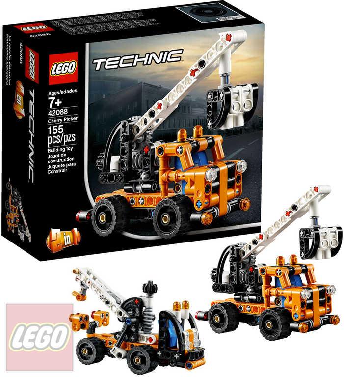 LEGO TECHNIC Pracovní plošina 2v1 42088
