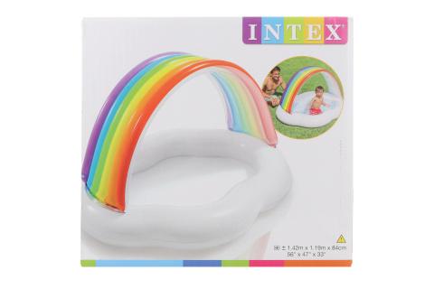 INTEX Bazén duha