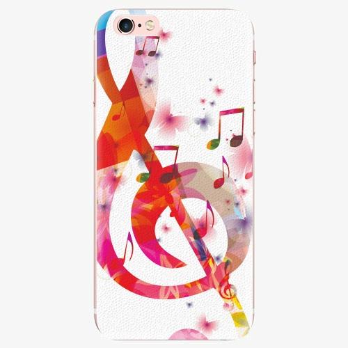 Silikonové pouzdro iSaprio - Love Music - iPhone 7
