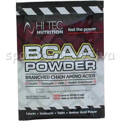 BCAA powder 5g - tester-mango-meloun