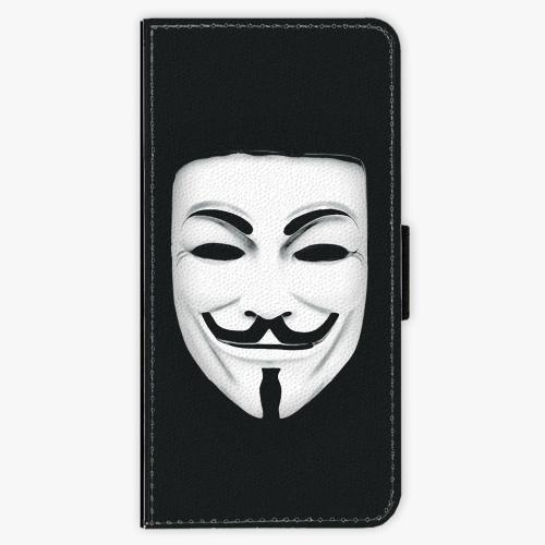 Flipové pouzdro iSaprio - Vendeta - Samsung Galaxy A3 2017