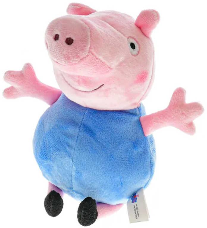 PLYŠ Prasátko Tom (Peppa Pig) 31cm *PLYŠOVÉ HRAČKY*