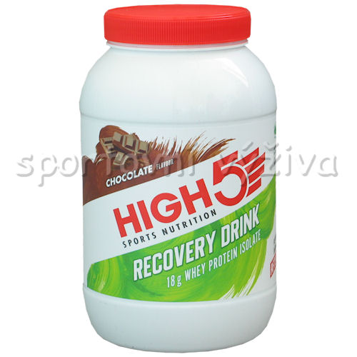 Protein Recovery - 1600g-summer-fruits