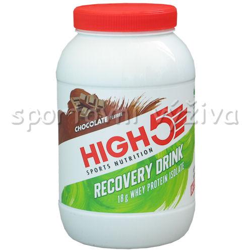 Protein Recovery - 1600g-banana-vanilla