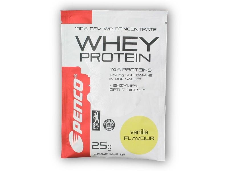 Whey Protein 25g - AKCE-cokolada