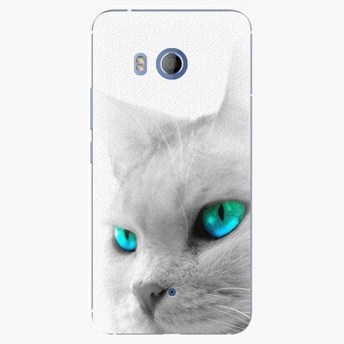 Plastový kryt iSaprio - Cats Eyes - HTC U11
