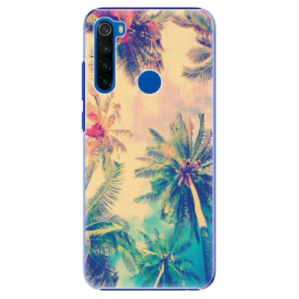 Plastové pouzdro iSaprio - Palm Beach - Xiaomi Redmi Note 8T