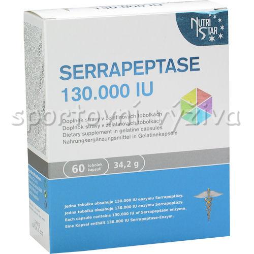 Serrapeptáza 60 kapslí