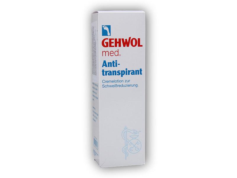 Med antitranspirant 125ml