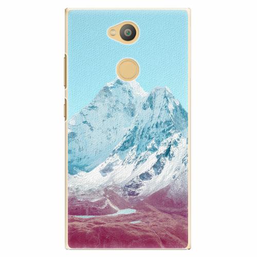 Plastový kryt iSaprio - Highest Mountains 01 - Sony Xperia L2