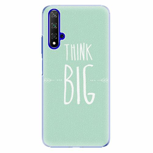 Plastový kryt iSaprio - Think Big - Huawei Honor 20